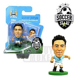 Soccerstarz - Man City Nasri - Home Kit Figurines and Sets