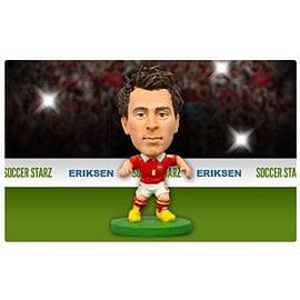 Soccerstarz - Denmark Christian Eriksen Figurines and Sets