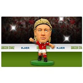 Soccerstarz - Denmark Simon Kjaer Figurines and Sets