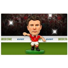 Soccerstarz - Denmark William Kvist Figurines and Sets
