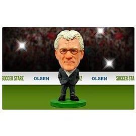 Soccerstarz - Denmark Morten Olsen Figurines and Sets