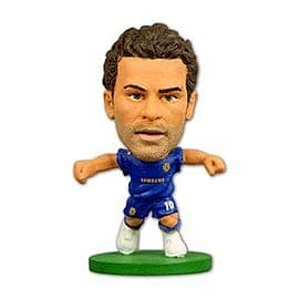 Soccerstarz - Chelsea Juan Mata - Home Kit Figurines and Sets