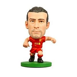 Soccerstarz - Liverpool Andy Carroll - Home Kit Figurines and Sets