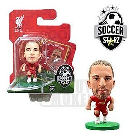 Soccerstarz - Liverpool Fabio Borini - Home Kit Figurines and Sets