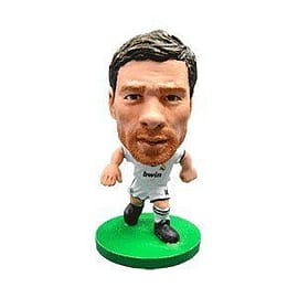 Soccerstarz - Real Madrid Xabi Alonso - Home Kit Figurines and Sets