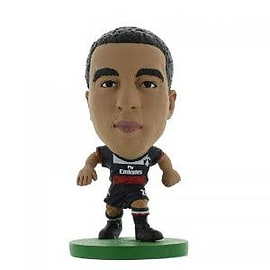 Paris St Germain F.C. SoccerStarz Lucas Moura Figurines and Sets