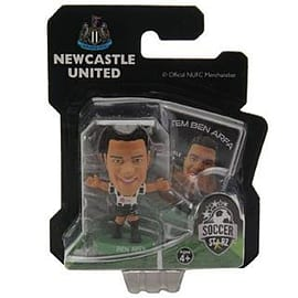Soccerstarz - Newcastle Hatem Ben Arfa - Home Kit Figurines and Sets