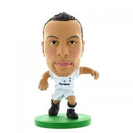 Soccerstarz - Spurs Younes Kaboul - Home Kit Figurines and Sets