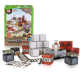 Minecraft Papercraft Mine Sets Figurines and Sets