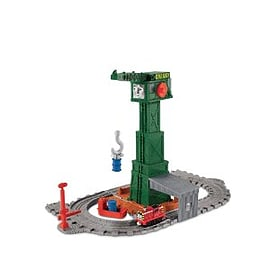 Thomas and Friends Cranky At The Docks Playset Pre School Toys