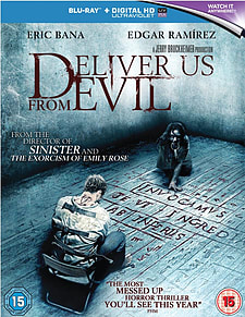 Film Deliver Us From Evil Blu-ray