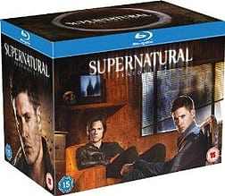 Supernatural: Season 1 - 7 Blu-ray