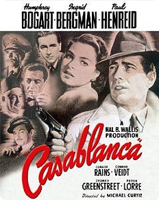 Casablanca - Steelbook (1942) (Blu-Ray + Ultra Violet Copy) Blu-ray