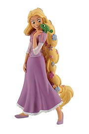 Rapunzel with Flowers Figurines and Sets