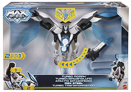Max Steel Turbo Morph Max Steel Figure Figurines and Sets