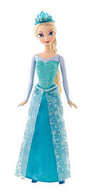 Disney Frozen Sparkle Elsa Doll (CFB73) Figurines and Sets