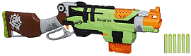 Nerf Zombie Strike Slingfire Blaster Figurines and Sets