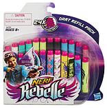 Nerf Rebelle Secrets and Spies Dart Refill Pack screen shot 1