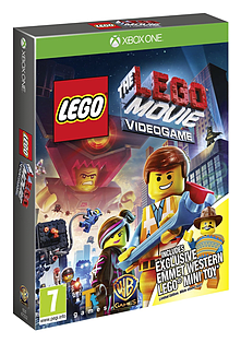 LEGO Movie Videogame - Western Emmet Minitoy Edition XBOX ONE