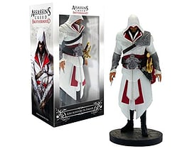 Assassin's Creed Brotherhood Ezio Pvc Statue, 24cm Tall (ge1060) Figurines and Sets
