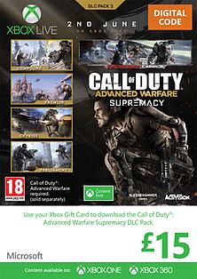 Call of Duty Advanced Warfare: Supremacy Xbox Live