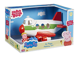 Peppa Pig Air Peppa Holiday Jet Figurines and Sets