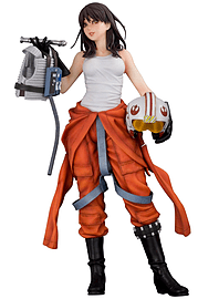 Star Wars Jaina Solo Bishoujo Statue - Art Fx Figurines and Sets