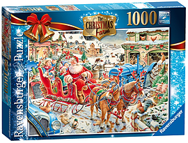 The Christmas Farm Limited Edition 1000pc Traditional Games