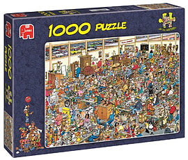 Jan van Haasteren The Antique Show 1000pcs Traditional Games