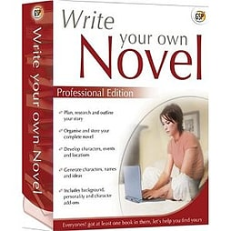 Write Your Own Novel - Professional PC