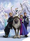 Ravensburger Disney Frozen Spot the Difference Jigsaw (XXL, 100 Pieces) screen shot 1
