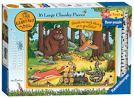 The Gruffalo My First Floor Puzzle, 16pc Traditional Games