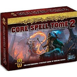 Mage Wars Core Spell Tomb 2 Card Game Traditional Games