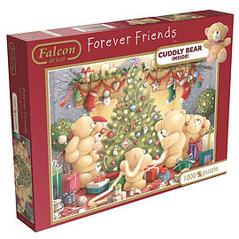 Falcon De Luxe Forever Friends 1000pcs Traditional Games