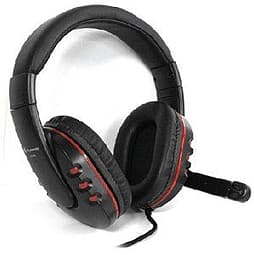 Dh-878 3.5mm Jack Wired Headset /pc PC