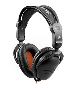 SteelSeries 3Hv2 Gaming Headset (Black) PC