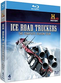 Ice Road Truckers: Season 4 Blu-ray