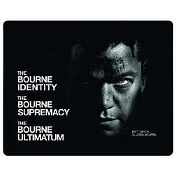 The Bourne Trilogy - Steelbook - Universal 100th Anniversary Edition Blu-ray