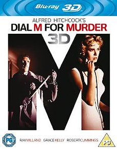 Dial M For Murder (Blu-Ray 3D + Blu-Ray) Blu-ray