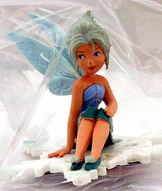 Periwinkle Winterfairy Figurines and Sets