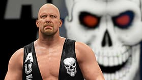 WWE 2K16 screen shot 1