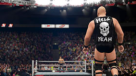 WWE 2K16 screen shot 8