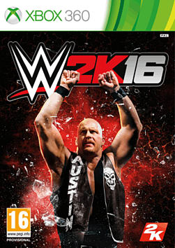 WWE 2K16 with the Terminator Preorder Bonus' Xbox 360