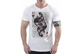 Official Capcom Street Fighter Ryu Of Hearts T-Shirt - XL Clothing