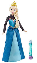 Disney Frozen Colour Change Feature Doll Elsa Figurines and Sets