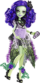 Monster High Amanita Nita Nightshade Doll Figurines and Sets