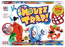 Mousetrap Traditional Games