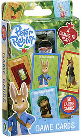 Peter Rabbit Playing Cards Traditional Games