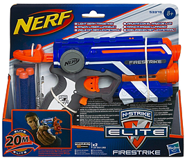 Nerf N-Strike Elite Firestrike Blaster Figurines and Sets