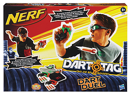 Nerf - Dart Target Duel Figurines and Sets